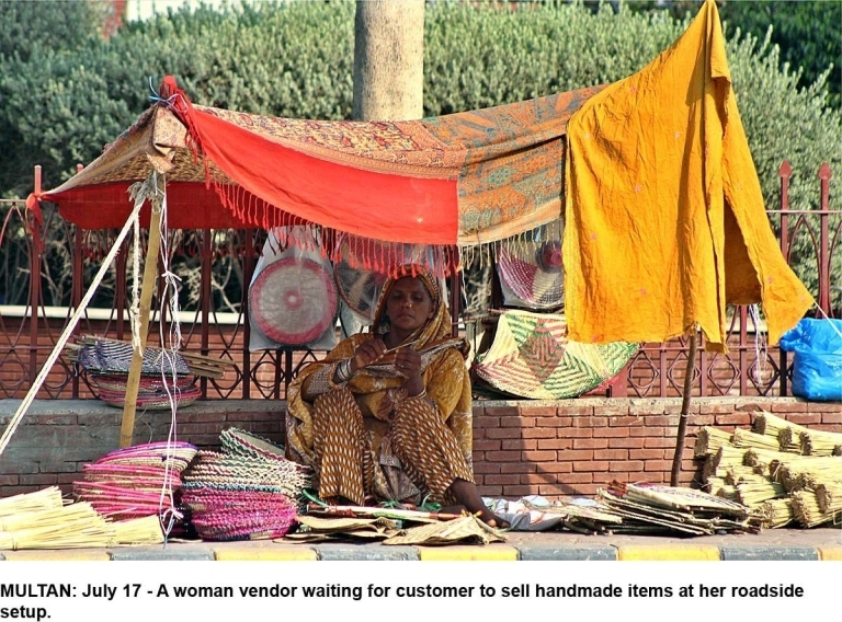 Vendor Women